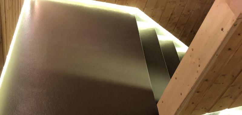 Treppide katmine polükarbamiidi membraaniga. Purest.ee